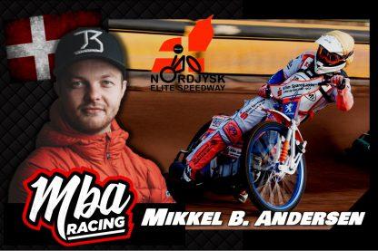 Mikkel B Andersen